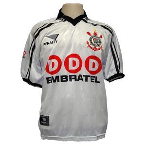 36216cde7f Camisas do Corinthians de 1998