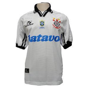 Camisas do Corinthians de 1999 dba2f96591b45