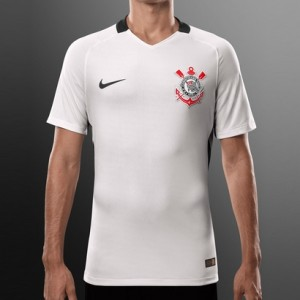Camisa do Corinthians de 2016 - Unifome I - Frente