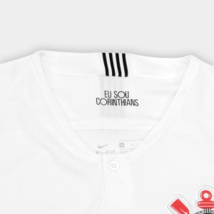 Camisa do Corinthians de 2018 - Detalhe no verso do uniforme I