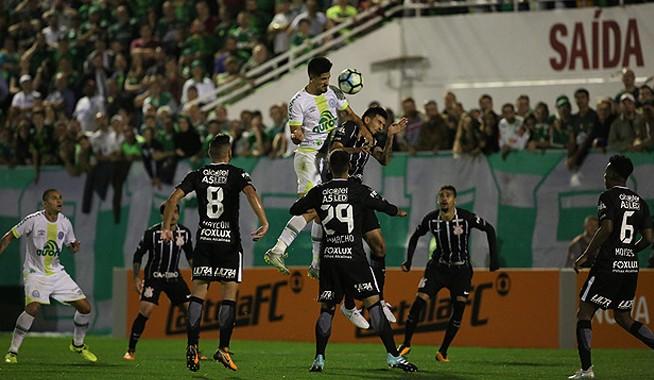 Resultado de imagem para Corinthians x Chapecoense copa do brasil