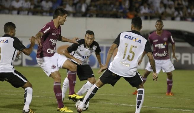 Confrontos entre Corinthians e Ferroviária f8f6e83b6a