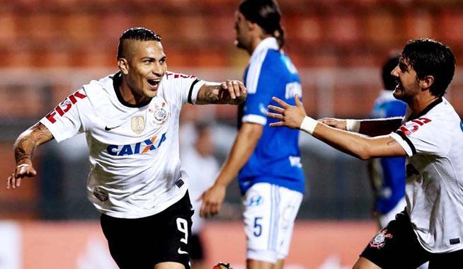 555925fff9 Confrontos entre Corinthians e Millonarios