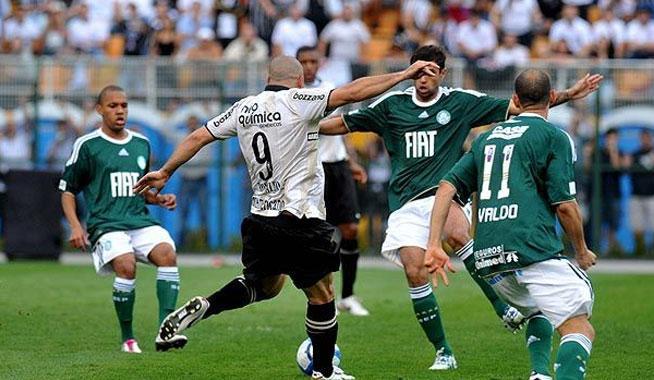 Palmeiras X Corinthians Brasileirao 2020