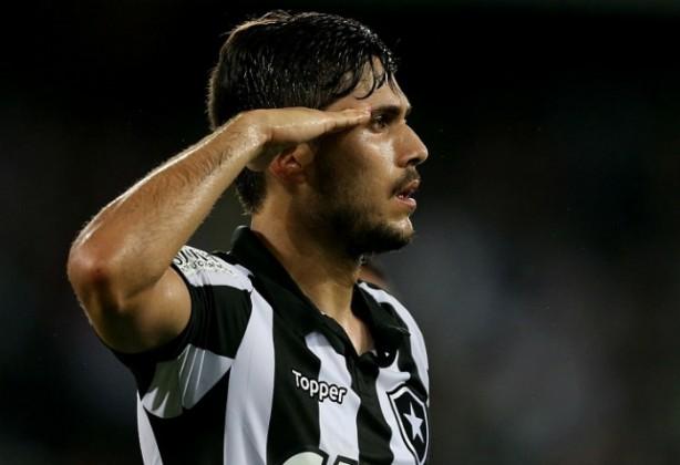 ce2d2b4dcf Corinthians tenta troca com Botafogo por Igor Rabelo