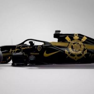 b58bcccb5f449 ver topico · Designer cria carros de F1 dos times brasileiros e o mais  bonito é.