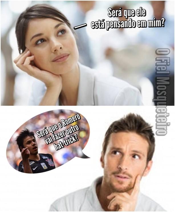 Hoje Tem Corinthians No Que Eu Estou Pensando Meme