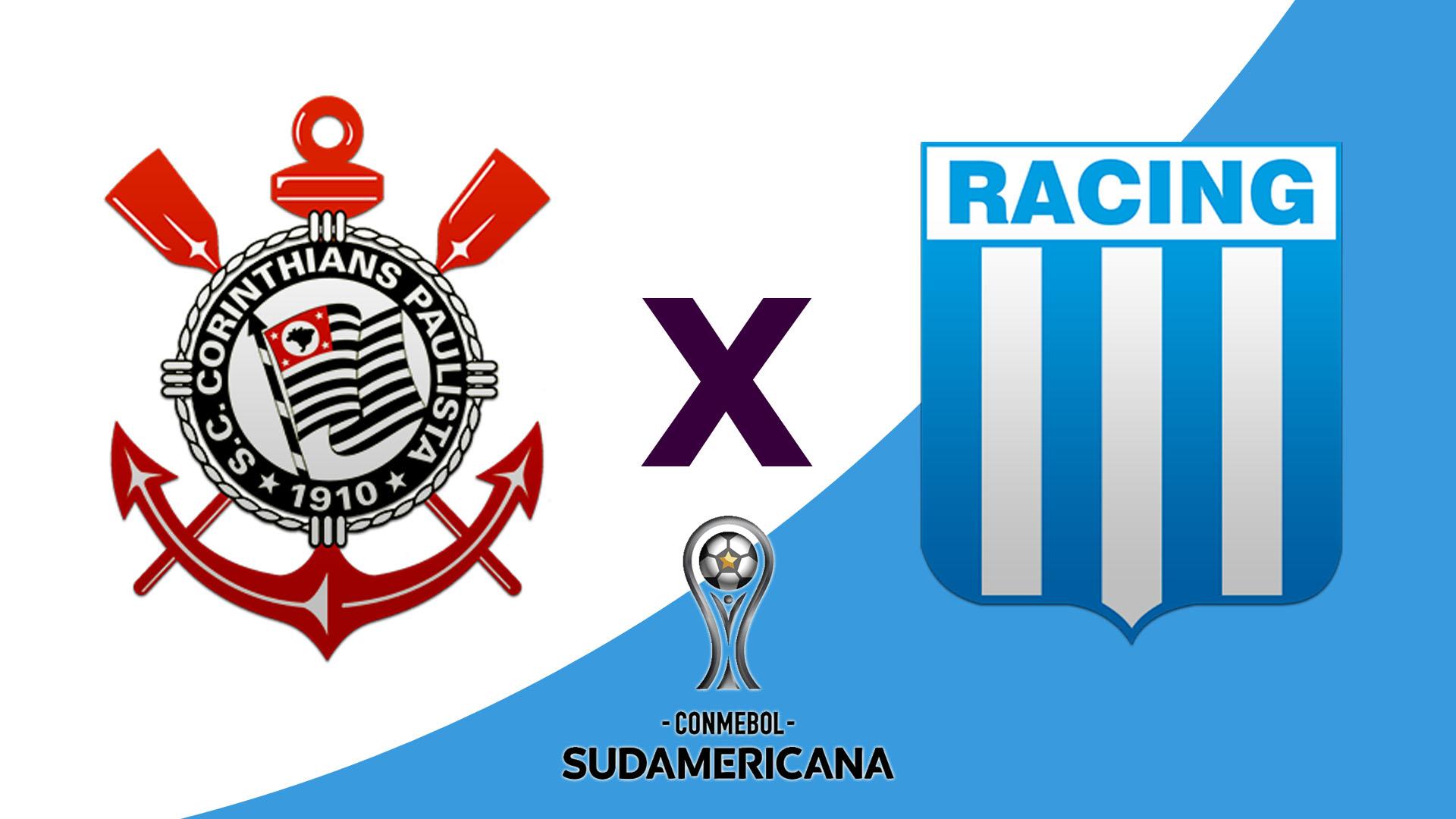 RedeTV! Transmite ao vivo Corinthians x Racing pela Copa Sul ... e47f19ff3bf7a