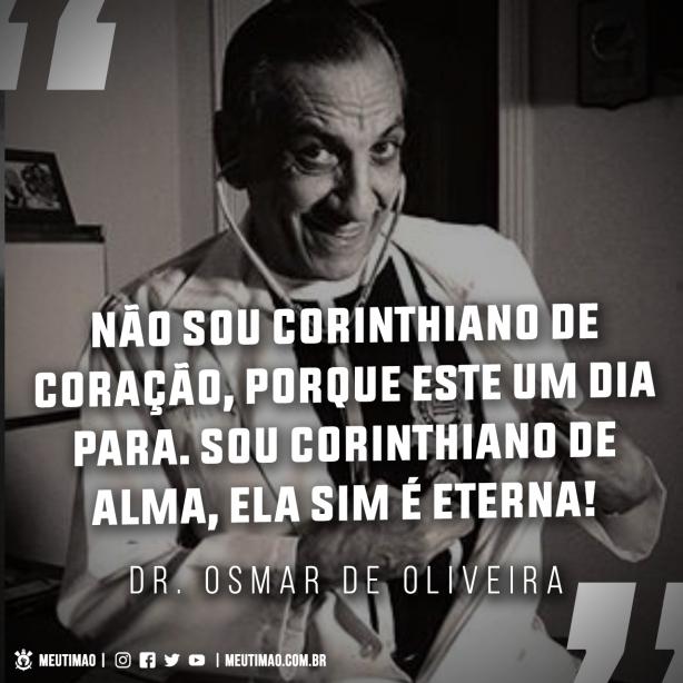 Timão109 10 Frases Marcantes Sobre O Corinthians