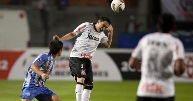 cccf4b326f FOTOS  Libertadores 2012 - Corinthians 3x0 Emelec