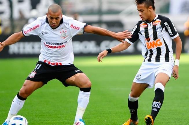8a8892dae36a7 FOTOS  Brasileirão 2011 - Corinthians 1x3 Santos