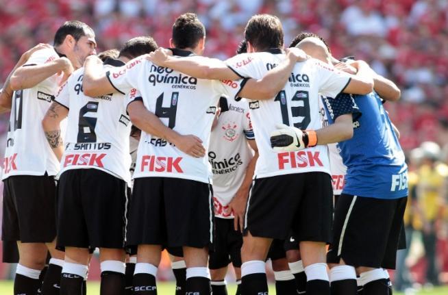 9ddb1b25f1624 Internacional 1 x 1 Corinthians - Brasileirão 2011