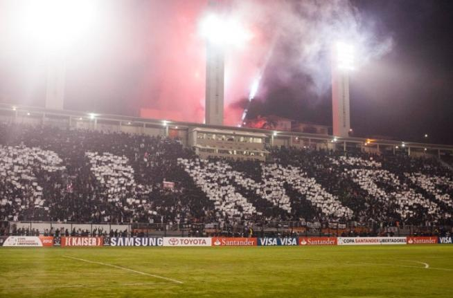 Libertadores 2012 - Corinthians 1x0 Vasco