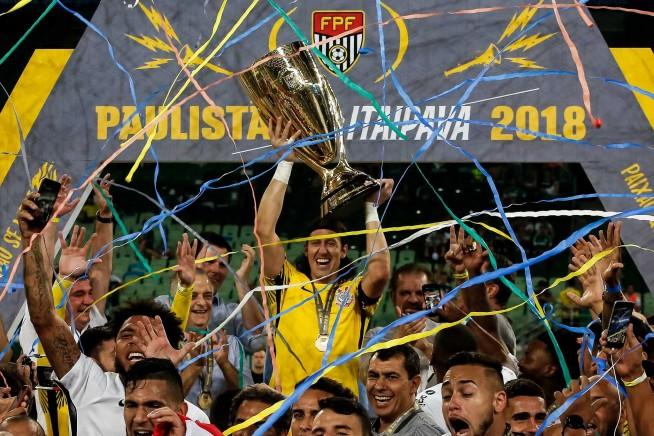 Titulos conquistados pelo Corinthians - Campeonato Paulista 2018 f743236e6a189