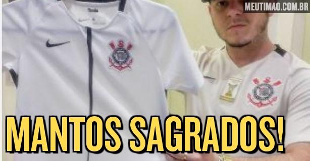 9ede415b7f Corinthians lança novos uniformes neste domingo  relembre os últimos modelos