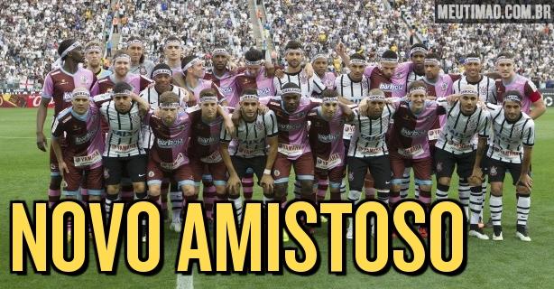 Corinthian-Casuals volta à Arena Corinthians durante Copa do Mundo ... b1b9e7e31d4a8