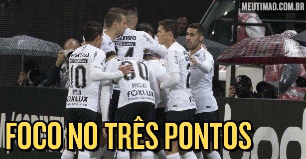 Corinthians joga em Chapecó de olho no G6 do Brasileirão  veja tabela  atualizada 8dffebb93140a