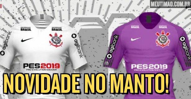 e775cb4b02 Corinthians dá upgrade a patrocinador e muda uniforme para decisão no  Maracanã