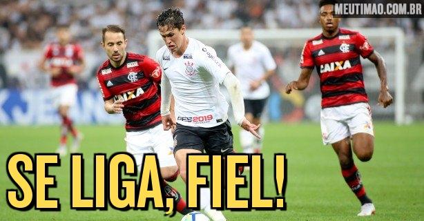 Corinthians E Flamengo Será Transmitido Apenas Para Um Canal