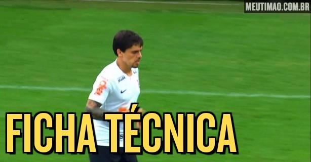 Ficha técnica  Corinthians 1 x 1 São Caetano fd465adb27283