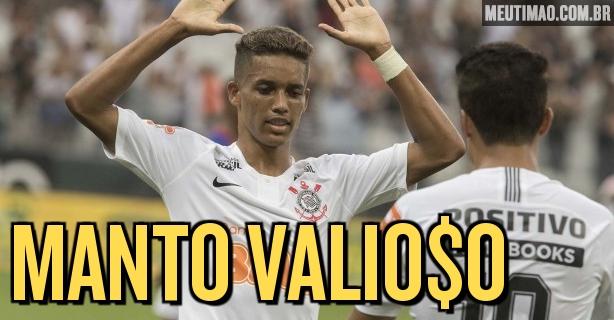 Uniforme do Corinthians já vale quase R  60 milhões  saiba os valores das  sete marcas 2449b99d8bae7
