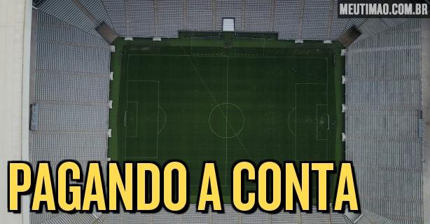 f6f3ce5b0056f Fundo da Arena Corinthians abate R  260 milhões de dívida com Odebrecht