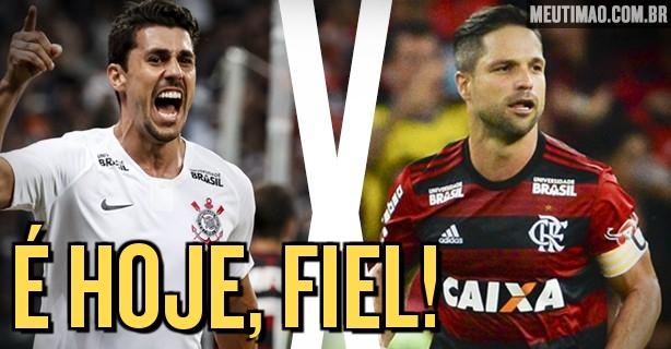 Corinthians Visita Flamengo Pelo Duelo De Volta Das Oitavas