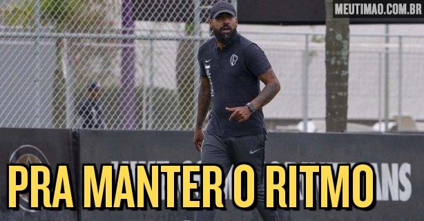 Corinthians confirma jogo-treino contra o Atibaia para semana livre pós-Dérbi - Meu Timão