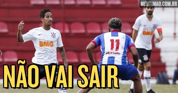 Corinthians renovará contrato de lateral do Sub-23 que chega ao fim nesta terça-feira – Meu Timão
