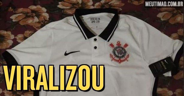 Suposta imagem da nova camisa do Corinthians vaza na internet; Fiel questiona homenagem – Meu Timão