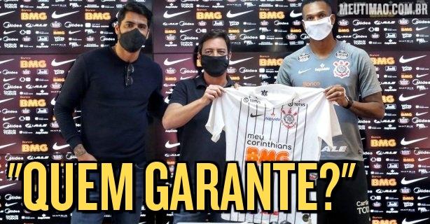 Presidenciável do Corinthians diz que faria 'contrato de risco' por retorno de Jô – Meu Timão