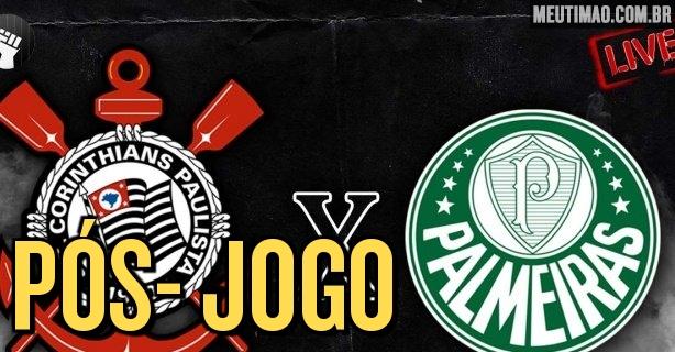 Corinthians X Palmeiras Ao Vivo Final Do Campeonato Paulista 2020