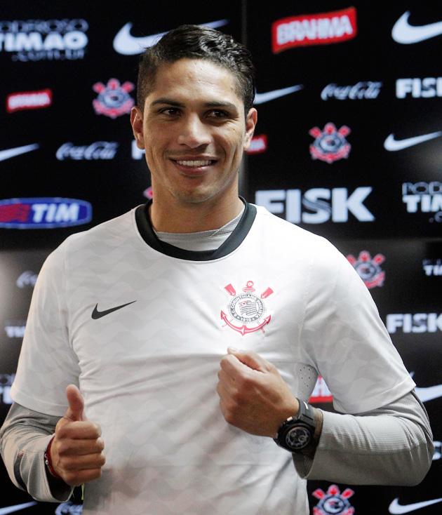 Peruanos desfalcam o Corinthians em três jogos do Brasileiro e3a88c2d08e79