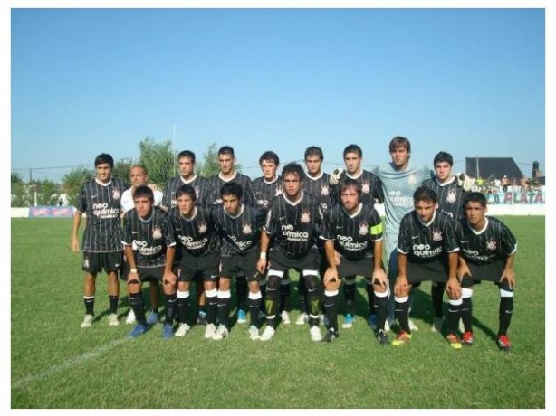 Time do Corinthians Santa Fe, antigo parceiro do Corinthians