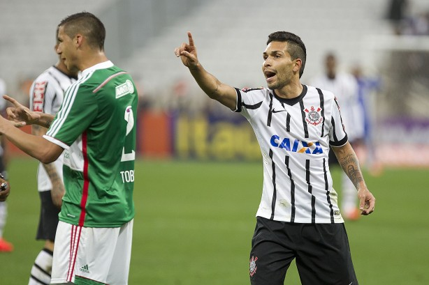 Corinthians e Palmeiras se enfrentam pela semifinal do Paulistão db74867671da8