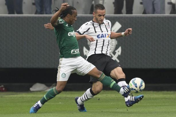 Corinthians x Palmeiras na Arena Corinthians 3fe153884838a