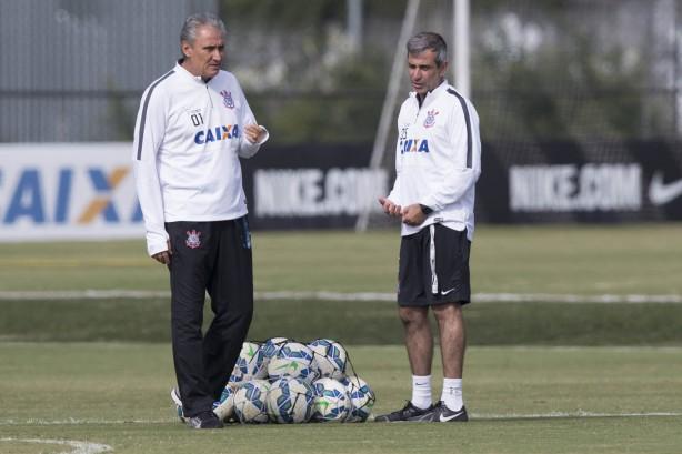 Tite divulgou relacionados contra o Fluminense d994cb5bec6c9