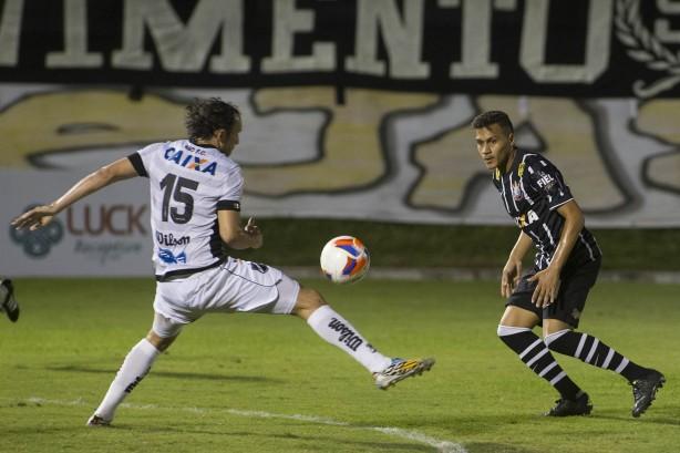 c0d2b945f8 Atacante da base comemora estreia pelo Corinthians