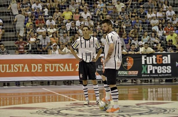218158e5af52f Corinthians ocupa o 11º lugar na classificação da Liga Nacional de Futsal