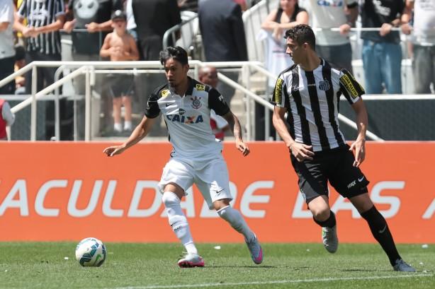 22f9db7965 Santos se aproveita de clássico contra o Corinthians e fecha ...