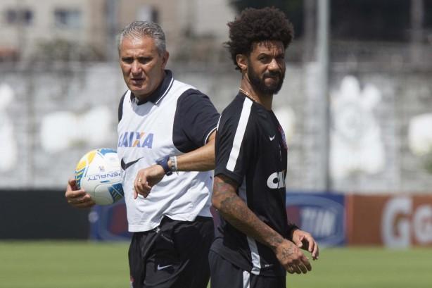 Cristian fala de semelhanças entre Corinthians e futebol europeu 7ec621b347f04