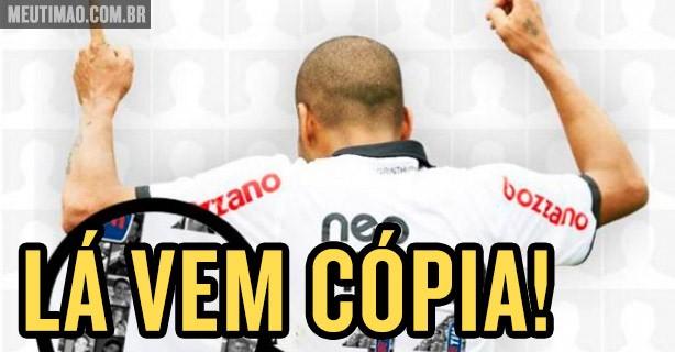 e03b84e3d4ce8 Palmeiras copia campanha criada pelo marketing do Corinthians