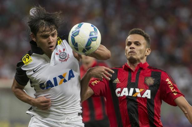 Corinthians enfrentou o Sport em Recife 36b6271ddeeeb