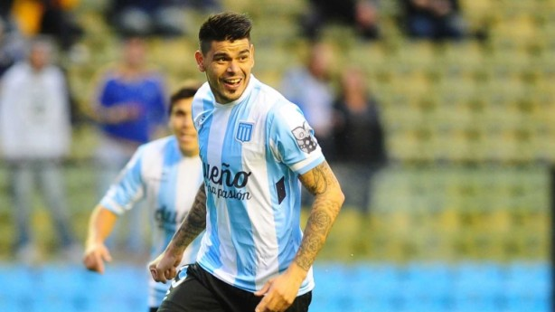 Destaque do Racing (ARG) na última Libertadores, Gustavo Bou está na mira do Timão