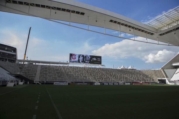 Pacote para três jogos da Libertadores no setor Business Lounge custa R   1500 0ce35ba7d2b22
