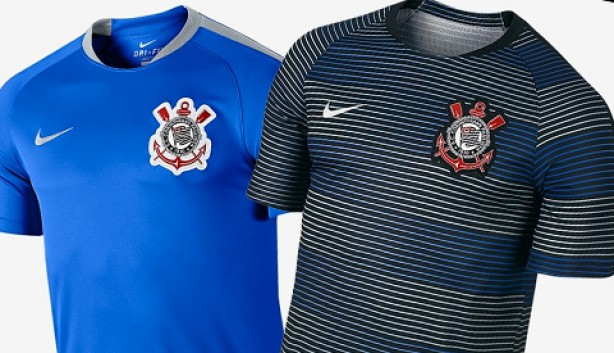 33e2b74512647 Nike inicia venda exclusiva de camisas de treino e pré-jogo do ...