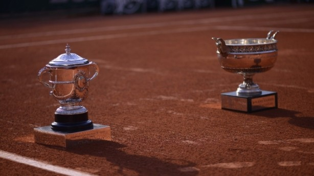 Troféus de Roland-Garros, etapa francesa do Grand Slam, estarão na Arena