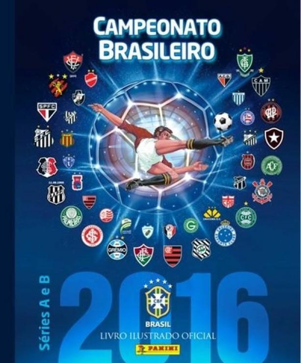 699c2a2935 Álbum de figurinhas do Brasileirão começa a ser vendido nas bancas neste  domingo