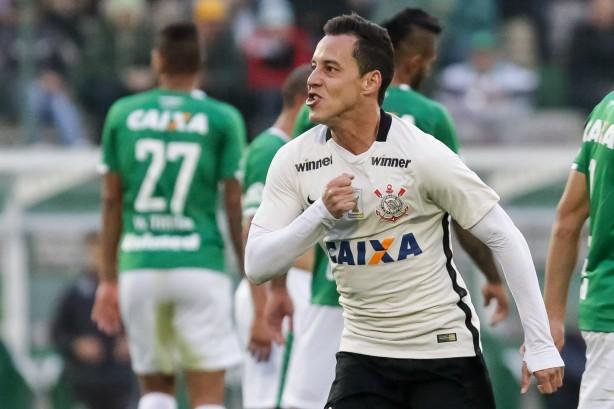 Rodriguinho foi o nome do duelo entre Corinthians e Chapecoense no primeiro  turno 4a0b92d285c7e