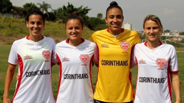 Corinthians anuncia quatro reforços para estreia na Copa do Brasil ... ea1babd74ab68